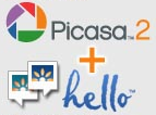 Picasa + Hello